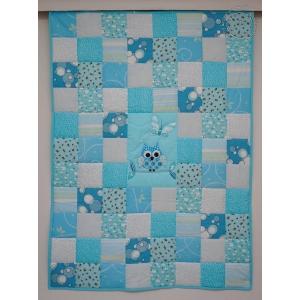 2106 Kids quilt Owl blue 01.jpg