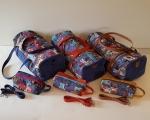 Weekender Bag Set, Robots