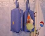 SPA kott, väiksem kingakott, õhuke 26 cm