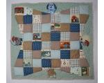 Spieldecke (130 x 130 cm)