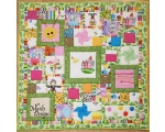 Play Mat Green Fairy Tale (140 x 140 cm)